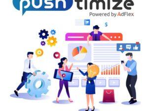 Pushtimize
