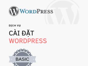 dich vu cai dat website wordpress can ban