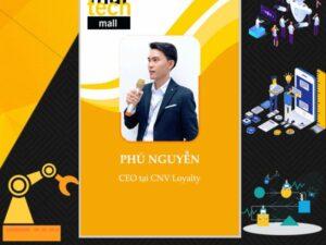 phu nguyen CEO tại CNV Loyalty