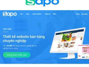 sapo web