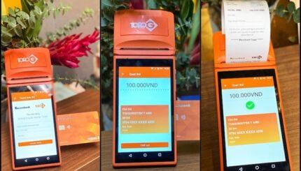 """ToroG smart POS - Nền tảng liên kết đa dịch vụ """"All-in-one""""."""